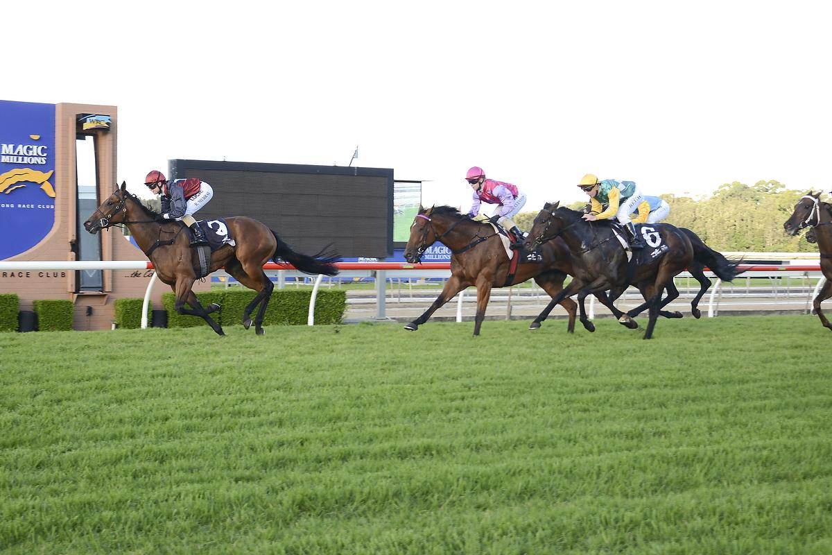 Nip Of Time – Making It Two From Two With Another Win At Wyong Last Thursday